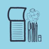 アイデアを考える、書く道具、ステイショナリー素材